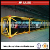 High Quality 40ft Tank Container (Insulation)