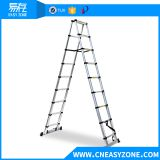 Easyzone aluminum multi function step ladder