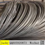 ribbed galvanized wire,wire with rib,anti-skidding wires,galvanized wire