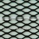 Low carbon expanded metal mesh