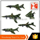 most popular products mini slide military fighter toy models die cast for sale