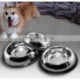 High quality stainless steel pet feeders/bowls/dog feeder bowl