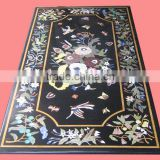 Marble <b>Stone</b> Inlay Pietra Dura <b>Table</b> Top
