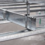 Drywall system metal profiles