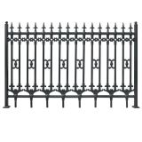 DK001 Australian style customized Cheap steel garden fence