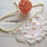 100% cotton terry baby bib