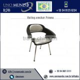 Antique Design Easy to Use Salon Waiting Chair at Attractive Price