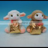 2015 plush Toys Goat with Gift Bag
