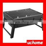 UCHOME Portable Foldable Barbecue Mini BBQ Grill