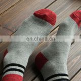 2015 Custom Fashion kids rubber sole socks Professional Factory