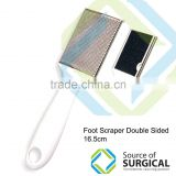 High Quality Steel Foot Scraper Double Sided For sale foot scraper