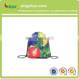 Funny cheap custom drawstring bags no minimum