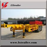 20ft 40ft 48ft 53ft 2-axle 3-axle skeleton container transport semi trailer