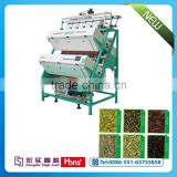Tea / Seaweed CCD Color Sorter for green tea