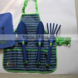 Multi-function Garden Tools Set With Apron