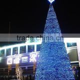 2015 factory price 5-40m artificial christmas tree hot selling guangzhou artificial plant