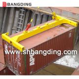 20 40 feet semi-automatic container spreader/I type mechanical container lifter