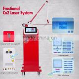 Factory price CE approved fractional co2 laser scar removal co2+fractional laser skin resurfacing