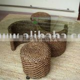 WATER HYACINTH LIVING ROOM SET TCC-W65