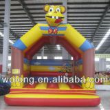 Chinese inflatable supplier cartoon castle inflatables,kids jumping toys