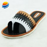 New Toes Seperator Flat Plastic Shoes Fashion Ladies Sandals and Slippers 1J710+2W