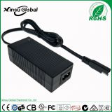 lithium battery charger for scooter 37.8V 5A 6A Li-ion battery charger