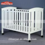 Safety high standards convenient design baby crib infant hospital bed