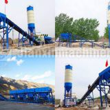 WBZ300 Dry mix stabilized soil batching plants