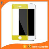 2017 factory price tempered glass screen protector for iphone 6 3d