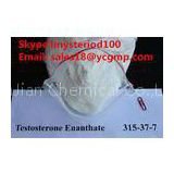 Anabolic Testosterone Enanthate Raw Steroid Powders Oral or Injection 315-37-7 for Fat Loss