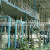 Automatic complete line rice processing machine