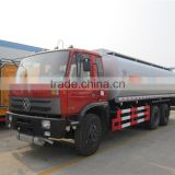 6*4 30L DFAC Vitriol Oil Gasoline Transportation Truck