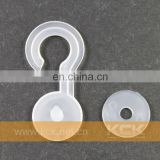 Quality Garment plastic sock hanger for sock