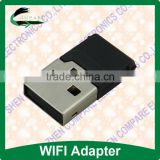 hot sale smart home wifi adapter usb mt7601 wireless adapter 802.11b/g/n for network device