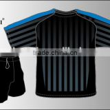 Funny football tracksuits wholesale China/custom football uniforms with soccer tracksuit material
