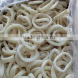 Zhoushan whole sale frozen squid ring