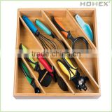 Needed Product Bamboo Drawer Organizer/Homex_BSCI