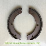 Brake shoes for Fiat auto car,Asbestos free