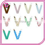 Choose your Own Design For Baby Pacifier Clip