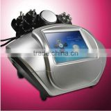 New 5in1 Cavitation Tripolar Bipolar Multipolar Radio Frequency Slimming Beauty Machine RU+6