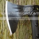 Portable stainless steel tomahawk