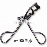 Metal eyelash curler