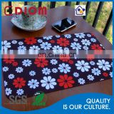 China supplier natural rubber material custom printed extended mouse pad