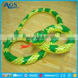 Vivid Wild Animal Green Snake Toy custom inflatable toy