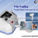 Y8 News Year Promotion! Permanent hair removal 808nm diode laser