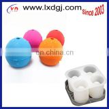 FDA,LFGB proved Silicone Ice Rounds Maker,silicone ball ice cube tray