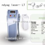 Naevus Of Ito Removal 1064nm&532nm/portable Tattoo Removal Apparatus/nd Laser Machine For Tattoo Removal Yag Laser/Q Switch ND YAG Laser Supplier's Choice