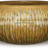 shinny small egg pots,