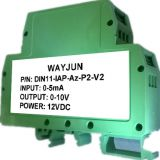0-75mV to 0-10V/0-100mV DC current/voltage Conditioners