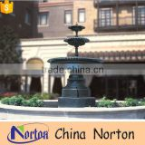 Vintage iron patio fountain water feature NTIF-014Y